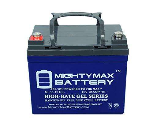 ML35-12 Gel - 12 Volt 35AH Rechargeable Gel Type Battery