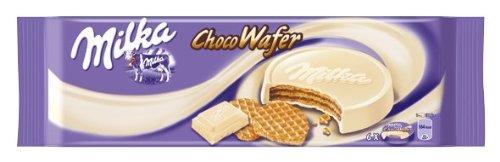 Milka Choco Wafer White