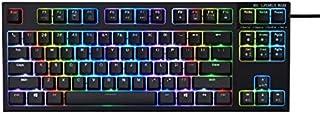 東プレ RealForce リアルフォース ゲーミングーボード 英語配列 テンキーレス LEDバックライト搭載REALFORCE R2 RGB TKL US R2TLA-US4G-BK