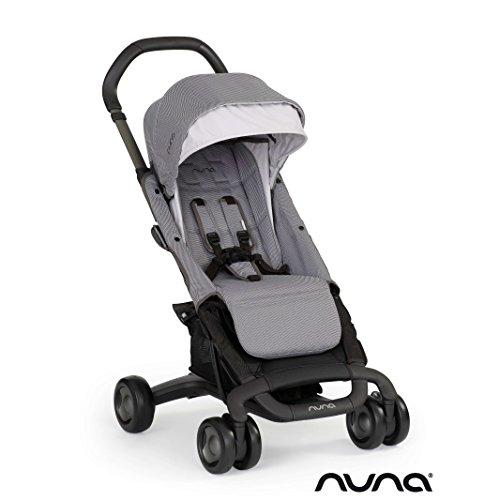 NUNA - Silla de Paseo Nuna Pepp Luxx con Barra gris