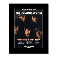 ROLLING STONES - Hot Rocks 1964-71 Mini Poster - 28.5x21cm