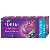 Fiama Blackcurrant and Bearberry gel bar has an indulgent fragrance that transforms a normal shower into a spa-like experience Wash away the troubles of your day, with the foamy, fresh, and fun Fiama Gel Bar It is filled with goodness of natural ingr...