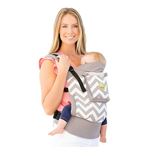 LÍLLÉbaby 4-in-1 Essentials Original Ergonomic Baby & Child Carrier