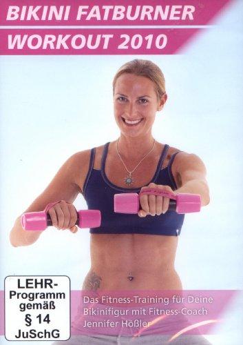 Bikini Fatburner Workout 2010 - DVD