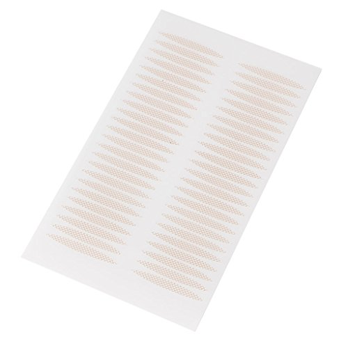 Gjyia 24Pairs Large/Narrow/Olive Shape Paupière Autocollant Ruban Adhésif Technique Eye Tapes