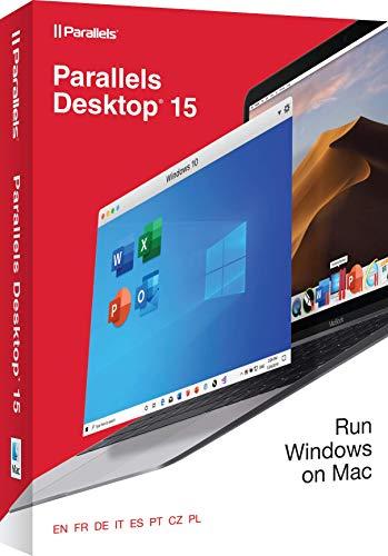 Parallels Desktop 15 für Mac (Dauerlizenz)