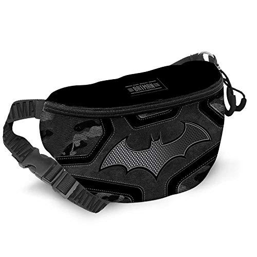 Karactermania Batman Fear - Riñonera Waist, Negro, Un tamaño