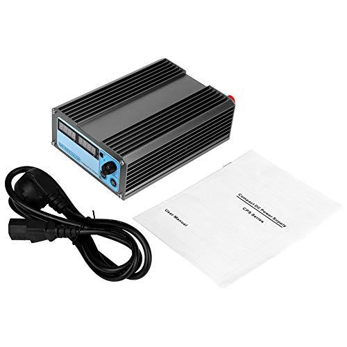 Mini pantalla digital ajustable con fuente de alimentación CC variable, 1 pieza 110 V/220 V para el control industrial con enchufe (estándar estadounidense 110 V).