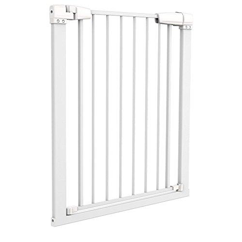 Barrière de sécurité Protecteur Mural Baby Gate - Portes d'intérieur pour Enfants, Enfants Blancs, fit, Cage d'escalier ou de Porte, Largeur 76-158 cm (Taille : Width 166-173cm)