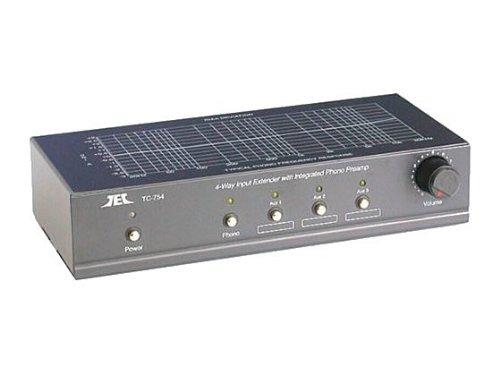 T-Preamp TCC TC-754 Preamplificatore Phono + Linea