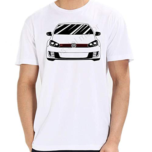 /Camiseta Volkswagen VW Hombre GTI Camiseta Panal Impresi/ón S M L XL XXL XXXL 5/ka084200/