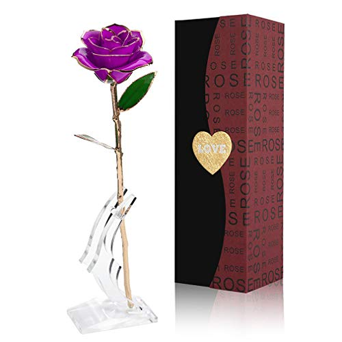 Forever Gold Plated Rose Dipped Rose