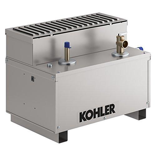 KOHLER K-5533-NA 5533-NA Invigoration STEAM Generator, 13 KW, 13kW, Aluminum
