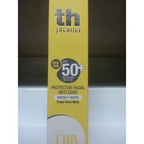 Th Pharma Protecteur Visage SPF 50 toucher sec Mat 60 ml