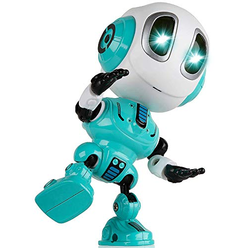 Smart Toys for 3-8 Year Old Boys Girls, Talking Robot for Kids Cool Gifts for 7-8 Year Old Boys Girls Robot Toys for Boys Age 5-8 Fun Popular Xmas Toys for 3-8 Year Old Boys Stocking Stuffers for Boys