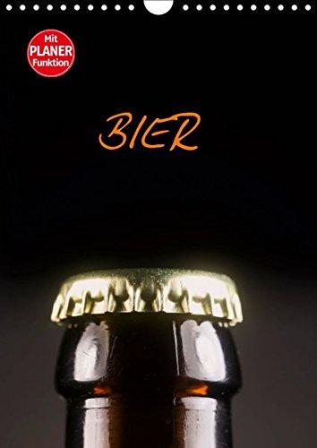 Bier (Wandkalender 2019 DIN A4 hoch): Fotografien rund um das Bier, Hopfen,Brotzeit (Geburtstagskalender, 14 Seiten ) (CALVENDO Lifestyle)