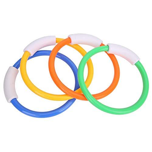 Bnineteenteam duikring kinderen duikspeelgoed zwembad kinderen duikring waterspeelgoed voor kinderen 4 kleuren