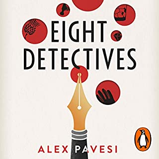 Eight Detectives cover art