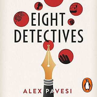 Page de couverture de Eight Detectives