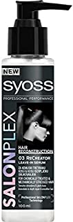 Syoss Salonplex 03 Recreator Leave In Serum 100ml