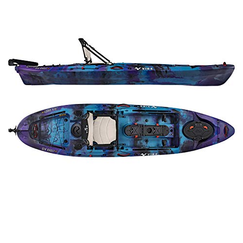 Vibe Kayaks Sea Ghost Sit on Top Fishing Kayak