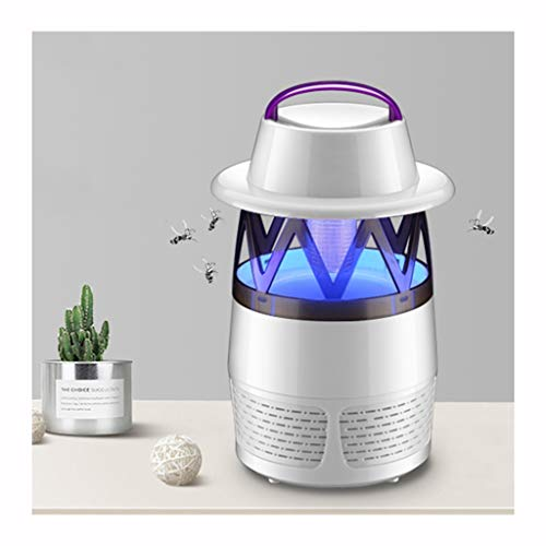 LWFLLL Muggenval Huishoudelijke Muggenmoordenaar - UV Licht Wave Muggenlamp, Veilig Niet-giftige Stille Muggenval Afstotend, Woonkamer Slaapkamer Eetkamer LED muggendoder lamp