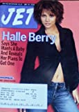 Jet Magazine May 30, 2005 Halle Berry Wants a Baby!