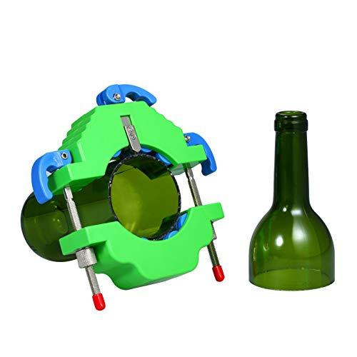 mewmewcat Garrafa de vidro Cortador De Garrafa DIY Ferramenta de Corte para Garrafas De Champanhe De Cerveja De Vinho Abajur Vaso Fazendo Vasos