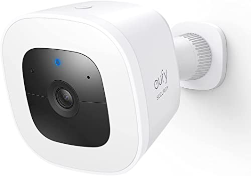 lowest eufy Security SoloCam L20, Outdoor Security Camera, sale Wi-Fi, popular Wireless, Spotlight Camera, Ultra-Bright, 1080p Resolution, No Monthly Fee online sale