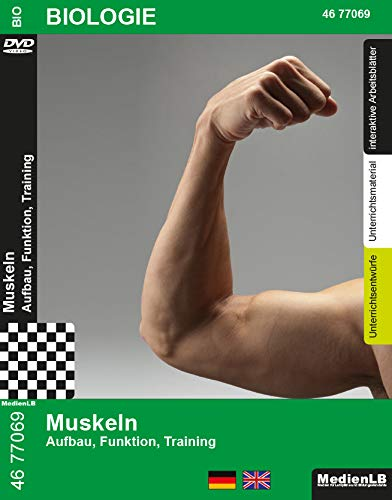 Muskel - Aufbau, Funktion, Training Nachhilfe geeignet, Unterrichts- und Lehrfilm