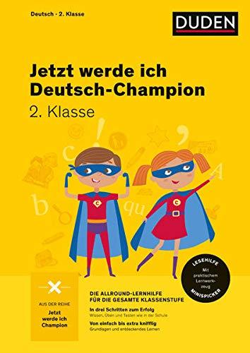 Jetzt werde ich Deutsch-Champion:...
