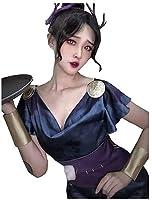 漫殿阁COS第五人格 アイデンティティ5 沉默メイド 制服 コスプレ衣装 コスプレ ワンピース ドレス cos cosplay コスチューム (S, 女)