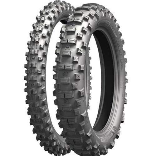 Par de neumáticos Michelin Enduro Medium 90/90-21 54R 140/80-18 70R homologados