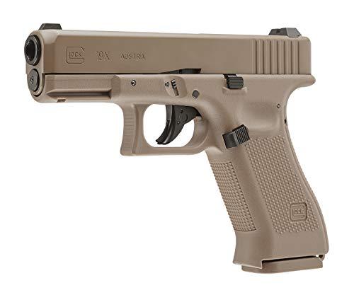 Glock 19X Gen5 .177 Caliber BB Gun Air Pistol, Glock 19X Gen5 Air Pistol