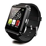 Ba30DEllylelly Fahion Sport U8 Smart Watch Orologio elettronico intelligente con pedometro per donna Uomo...