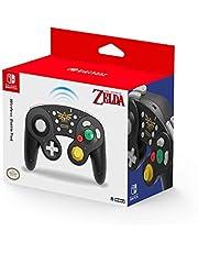 HORI - Battle Pad inalámbrico Zelda (Nintendo Switch)
