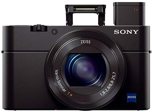 2. Sony RX100 III Travel Camera