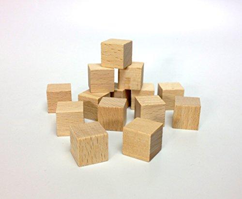 Holzwürfel 20x20x20mm VE 100 Stück