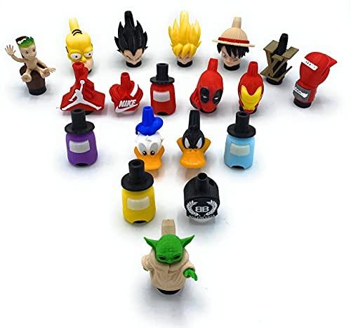 Boquilla premium 3D Shisha, Boquilla Cachimba, Boquilla Hookah, Accesorio Shisha, Accesorio Cachimba, Boquilla 3D, Boquilla Premium (Grut)
