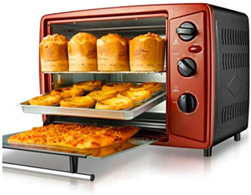 Toaster Oven,Mini, 30L Large Capacity,Fully Automatic,Countertop Oven Convection Stainless Toast Home Kitchen,Low Temperature Fermentation 547425415MM