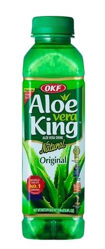 OKF Boisson Aloe Vera Original 500 ml 0.5 kg - Pack de 20