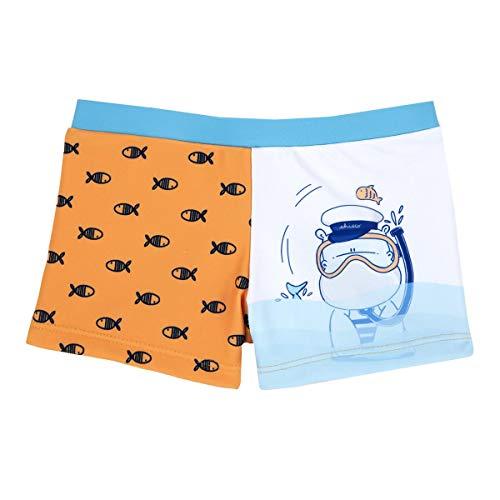 Chicco Boxer de bain - Orange - 3 mois