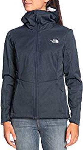 THE NORTH FACE Damen Softshell W Quest Highloft Sof, Urban Navy Heat, M, 3Y1K