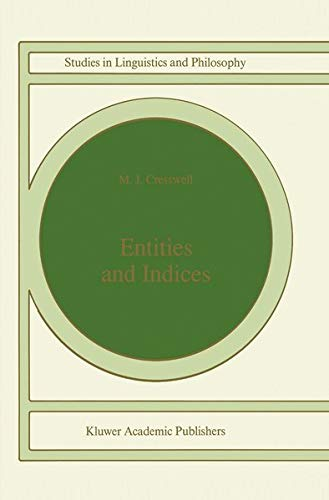 Entities and Indices: 41