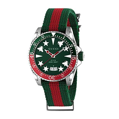 GUCCI Uhr DIVE 40 MM YA136339