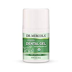 Dental Gel for Cats from Dr. Mercola