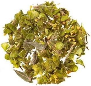 Bio Certified Organic Wild Greek Mountain Tea Herbal Loose Leaf (Sideritis)