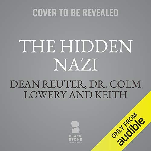 The Hidden Nazi audiobook cover art