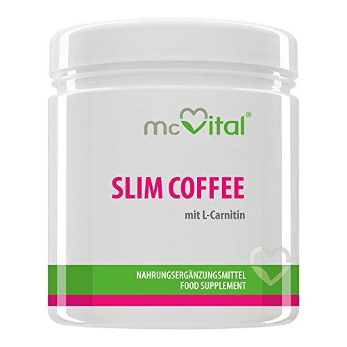 Slim Coffee mit Stevia – Koffein - mehr Energie - verbrennt Fett – 100g