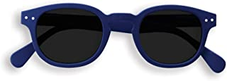 IZIPIZI Sun Junior Collection C - Navy Blue Sun Junior Collection Sunglasses for Children #C, Navy Blue